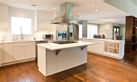 kitchen island cooktop homes hpd architecture dallas architects interior