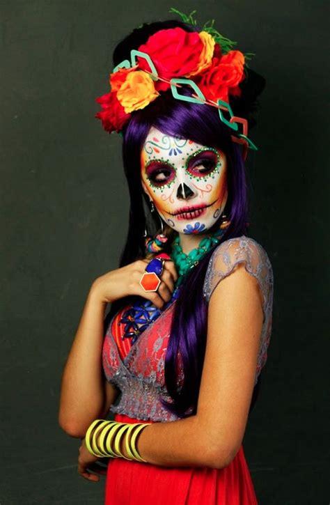 imagenes de calaveras catrinas ideas para maquillarse como la catrina o calavera mexicana