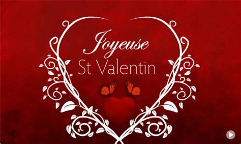Carte Valentin by La St Valentin F 234 Te Des Amoureux Le Cyber Mag De Marjorie