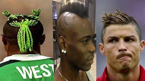 best hair cuts european footballers best football players hairstyles youtube