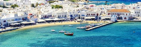 mykonos port mykonos cruise port terminal information for port of