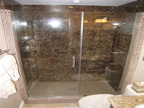 Tiled Shower Ideas For Bathrooms by Black Stone Bathroom Shower Tile Designs Stroovi