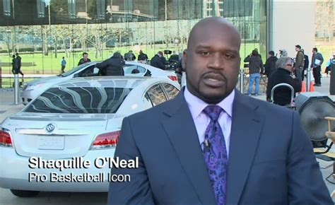 shaq buick lacrosse shaq to in new buick lacrosse ad 187 autoguide