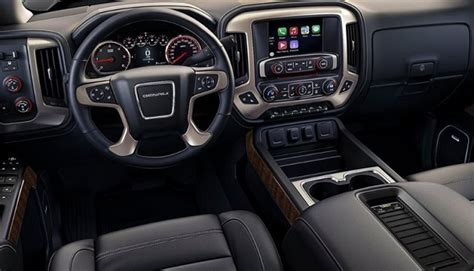 2020 Gmc Hd Interior by 2020 Gmc Hd 2500 And 3500 Specs Price Release