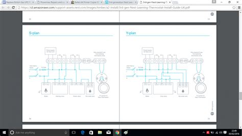 nest wiring diagram dual fuel installation nest heat