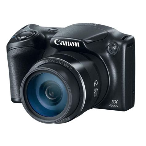 Kamera Canon Powershot Sx400is c 226 mera digital canon powershot sx400is preta 16 0mp lcd 3 0 zoom 211 ptico de 30x