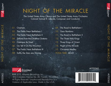 Cd V A A Cool Yule Jazz of the miracle altissimo