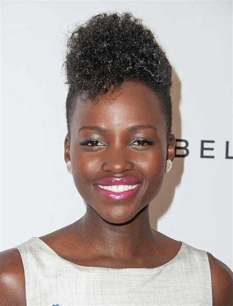 mohawks and thin hair mohawk short hairstyles for black women short hairstyles