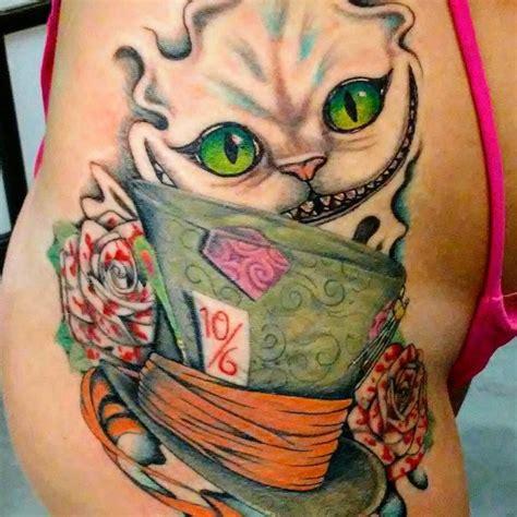 alice in wonderland tattoo 105 in designs ideas 2018