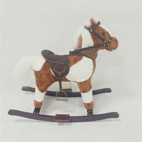 rocking horse decor promotion online shopping for promotional rocking horse decor on aliexpress wooden toy horses promotion shop for promotional wooden