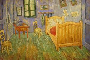 gogh bedroom painting goghs bedroom at arles painting by vincent willem