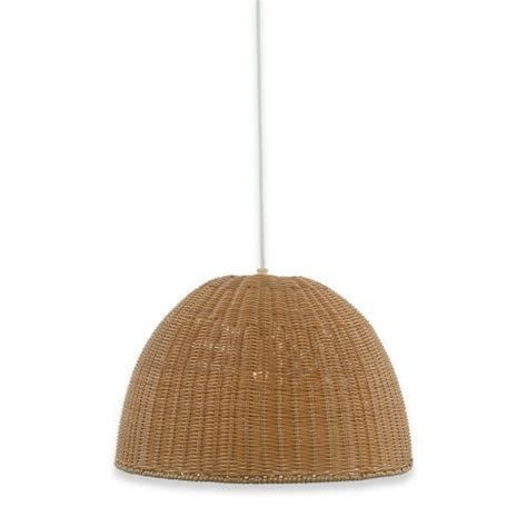 Rattan Pendant Lights Rattan Pendant Light Abajur Pinterest