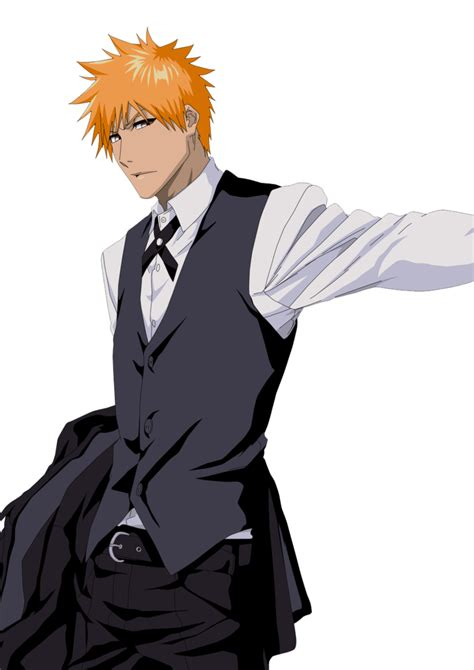 anime cool boy with tuxedo original characters oc histoshi michume