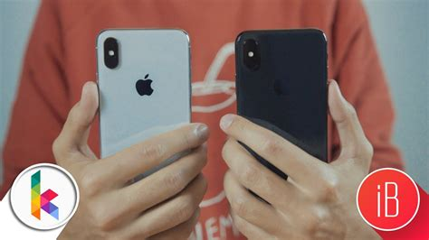 b iphone iphone x farbvergleich feat iknowreview ilias b