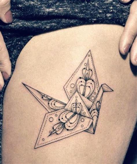 minimalist tattoo shops 20 id 233 es de tatouages origami les 201 claireuses