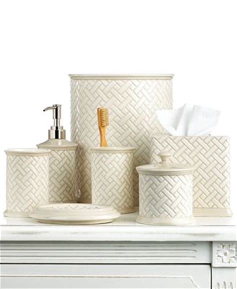 martha stewart bathroom accessories martha stewart collection bath accessories basketweave soap dish bathroom