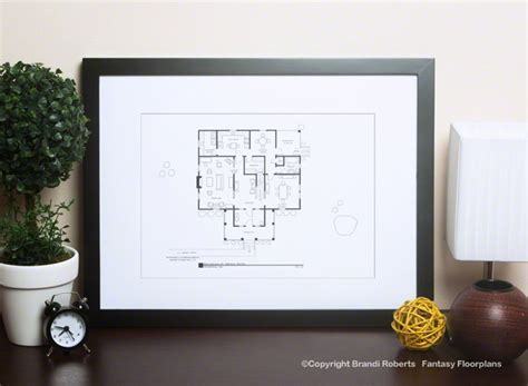 psycho house floor plans psycho house layout buy a poster of norman bates floor plan