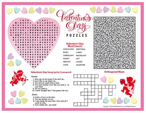 printable games for valentine s day a mother daughter valentine sleepover valentine s day