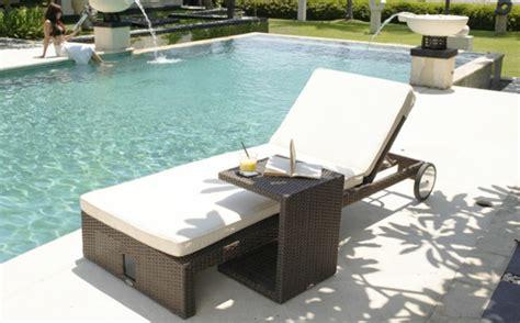 gartenmöbel liegen rattan 21 designer trendige relax liegen im garten eleganz und