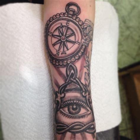 illuminati tattoos 60 mysterious illuminati designs enlighten yourself
