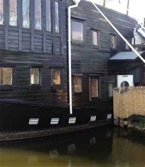 houseboats for rent airbnb former lifeboat now used as an airbnb rental the log