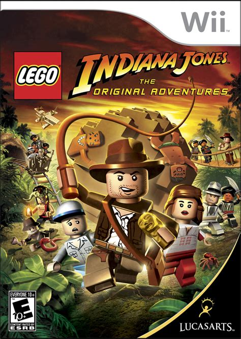 tutorial lego indiana jones 2 wii lego indiana jones the original adventures wii ign