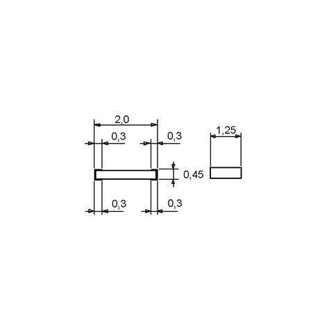 smd resistor size 0805 0805 smd 1 5 76 k 0805 1 0 125w elpro elektronik