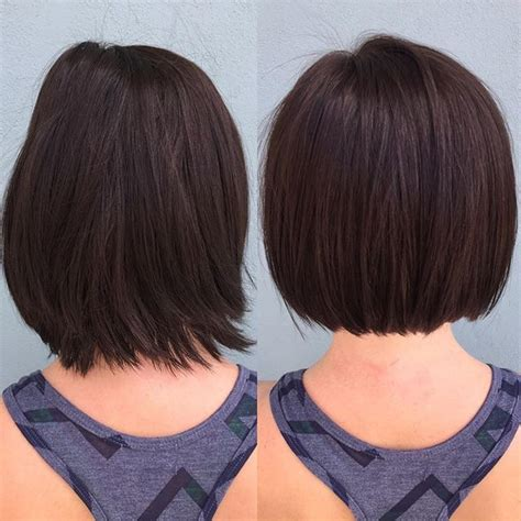 razor cut salon in maryland razor cut textured bob rinse salon rinsesalon