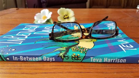 in between days books quot in between days quot by teva harrison a book review