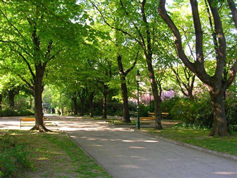 parks and gardens in vienna