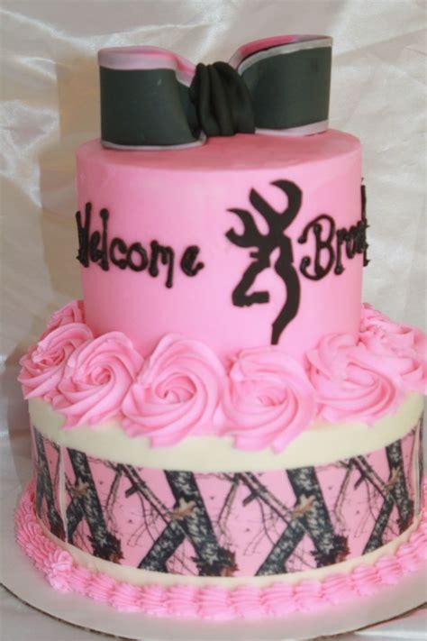baby girl camo cake cakes ive  pinterest dark wouldnt  birthdays