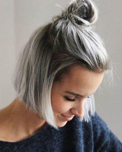 Grey Archives   haircuts 2018 women