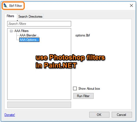 free 8bf filters for photoshop