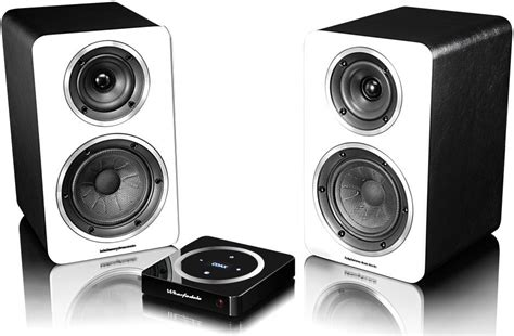 W Audio Active Speakers by Wharfedale A1 Active Speakers At Audio Affair