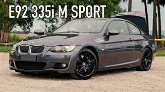 08 Bmw 335i Bmw 3 Series E92 335i Review 0 60 Mph Turbo Coupe 0