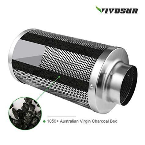vivosun   air carbon filter odor control