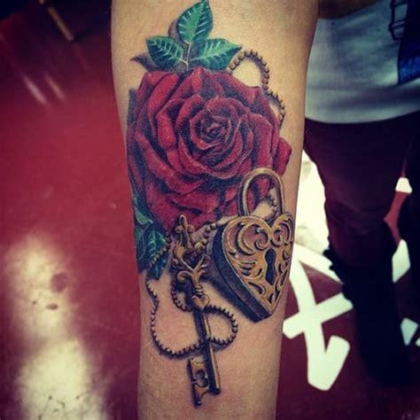 rose and locket tattoo 20 shaped locket tattoos tattoodo