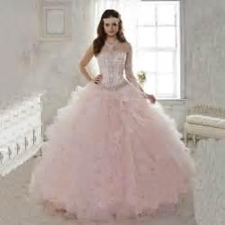 2015 light pink quinceanera dresses gowns sweetheart with sweet 16 dress vestidos de