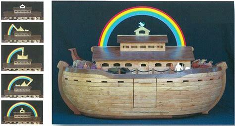 plans  wooden noah ark plans diy   diy