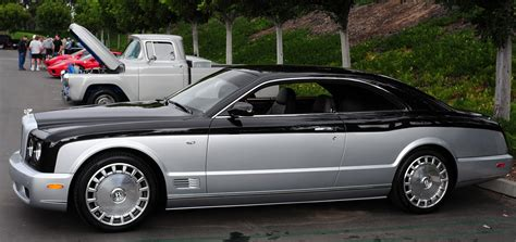Bentley Brooklands Coupe Car Diary