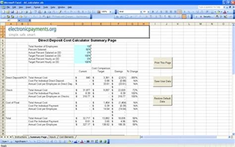 How To Calculate Salary In Excel Free Download How To Calculate Pf And Esi In Excel Sheet Excel Payroll Calculator Template Free