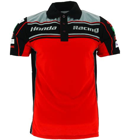 Kaos Polo Honda Racing Team honda racing bikes bsb polo shirt official 2017 ebay