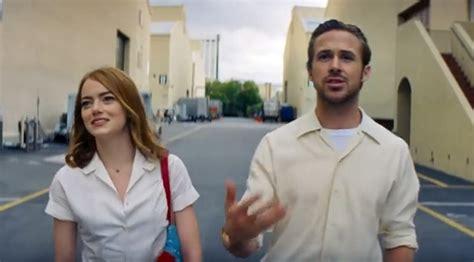 film yang dibintangi oleh emma stone ryan gosling dan emma stone ngedance romantis di trailer