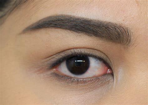 Makeup Forever Eyebrow Gel review and demo make up forever aqua brow vs nyx eyebrow