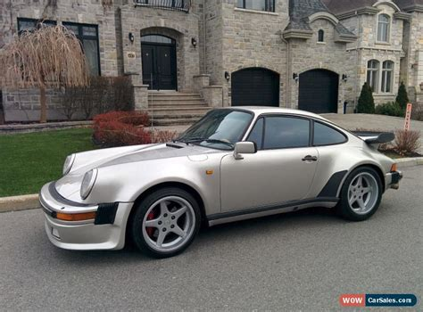 porsche 911 930 for sale 1980 porsche 930 for sale in canada