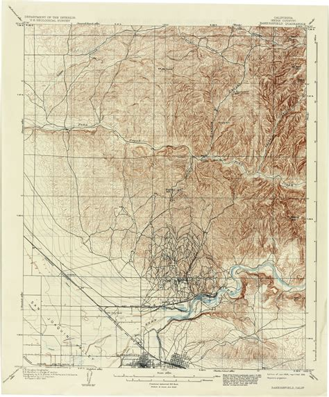 topographical map california california topographic maps perry casta 241 eda map