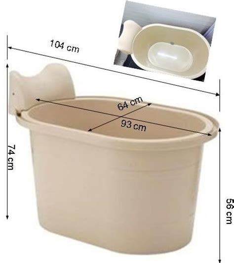 bathtub spa portable small adult soak portable bathtub fits condo hdb bathroom