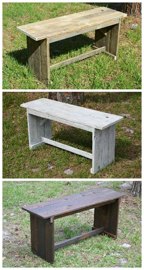 rustic benches from reclaimed pallets 1001 pallets rustic benches from reclaimed pallets 1001 pallets