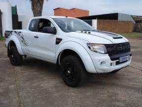 ford ranger t6 raptor kit