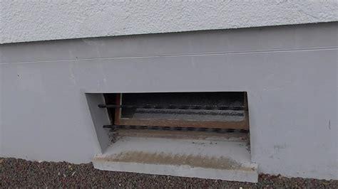 ouverture garage ouverture pignon mur agglo pour porte garage
